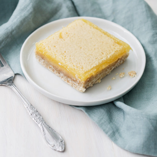 Gluten-Free Lemon Dessert Bar