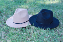 Load image into Gallery viewer, Magnolia Wool Fedora Hats