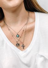 Load image into Gallery viewer, Around the World Layered Necklace