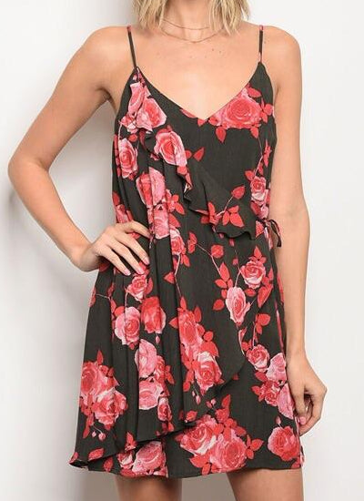 Women's boutique dresses