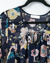 Load image into Gallery viewer, women's summer floral dress