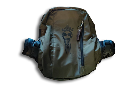 KEKOA : COLUMBIAN MADE IN-LINE SKATE BACKPACK