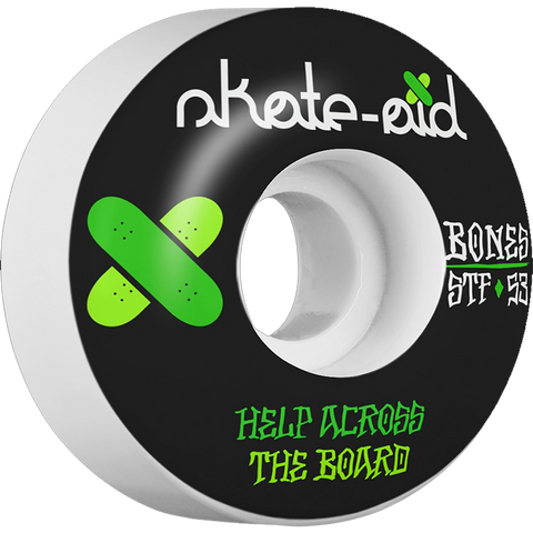 Bones STF Skate AID 53mm wheel