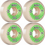 Bones STF V5 53mm 99a Sidecut Wheels