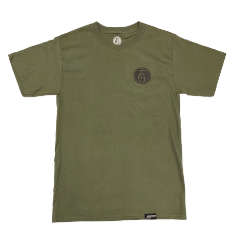 Fourground Co. FG Logo Puff T-Shirt