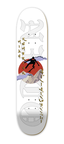 N3 SKATEBOARDS CO  Majinz SIGNATURE DECK