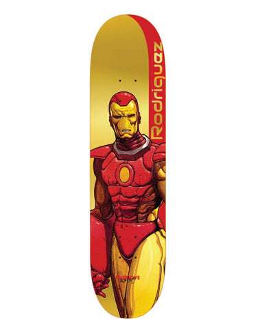 Primitive P Rod Ironman  Skateboard Deck 8.12