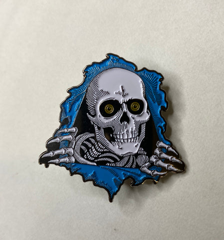 "Powell Peralta Ripper 1"" Lapel Pin"