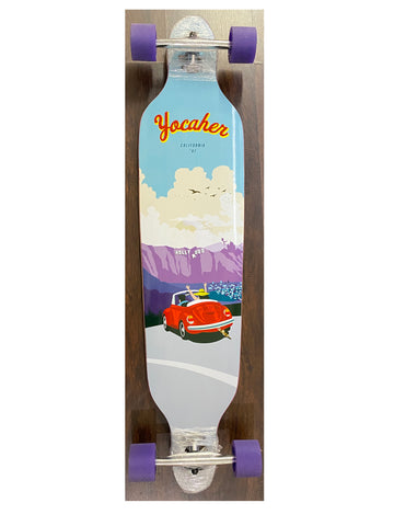 Yocaher Long Board