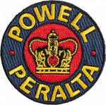 Powell Peralta Crown Patch