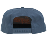 FG embroidered snapback hat