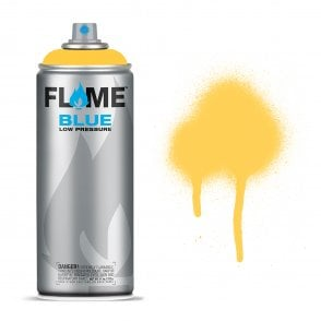 Flame Blue: Yellow