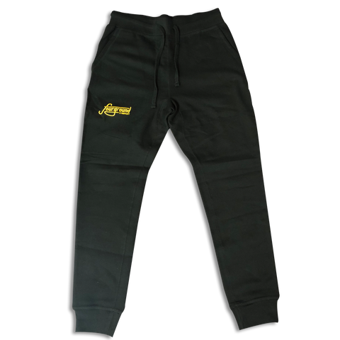 FOURGROUND CO: EMBROIDERED  LOGO SWEAT PANTS