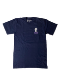 PACK LEADERS PURPLE LOGO TEE