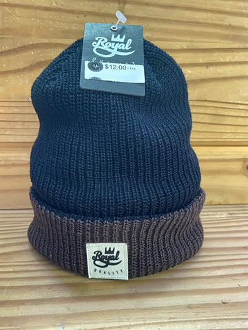 Royal skateboards beanie