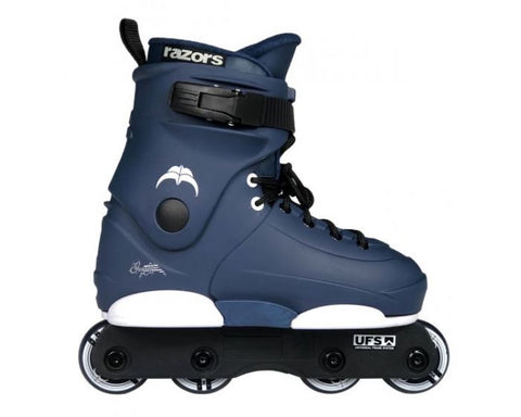 Genesys jr Navy/white adjustable kids inline skates