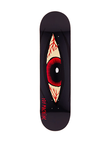 TOY MACHINE TEAM BLOODSHOT PP DECK 8.12