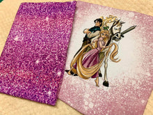 Load image into Gallery viewer, DECEMBER RETAIL- Pink/Purple Glitter - All Bases