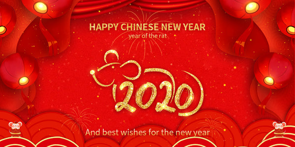 OrcaTroch Wish You Happy Chinese New Year 2020