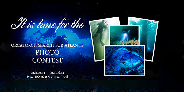 OrcaTorch Search for Atlantis Photo Contest 2020