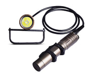 OrcaTorch D611 2400 Lumens Primary Canister Dive Light for Scuba Diving and Cave Diving - OrcaTorch Dive Lights