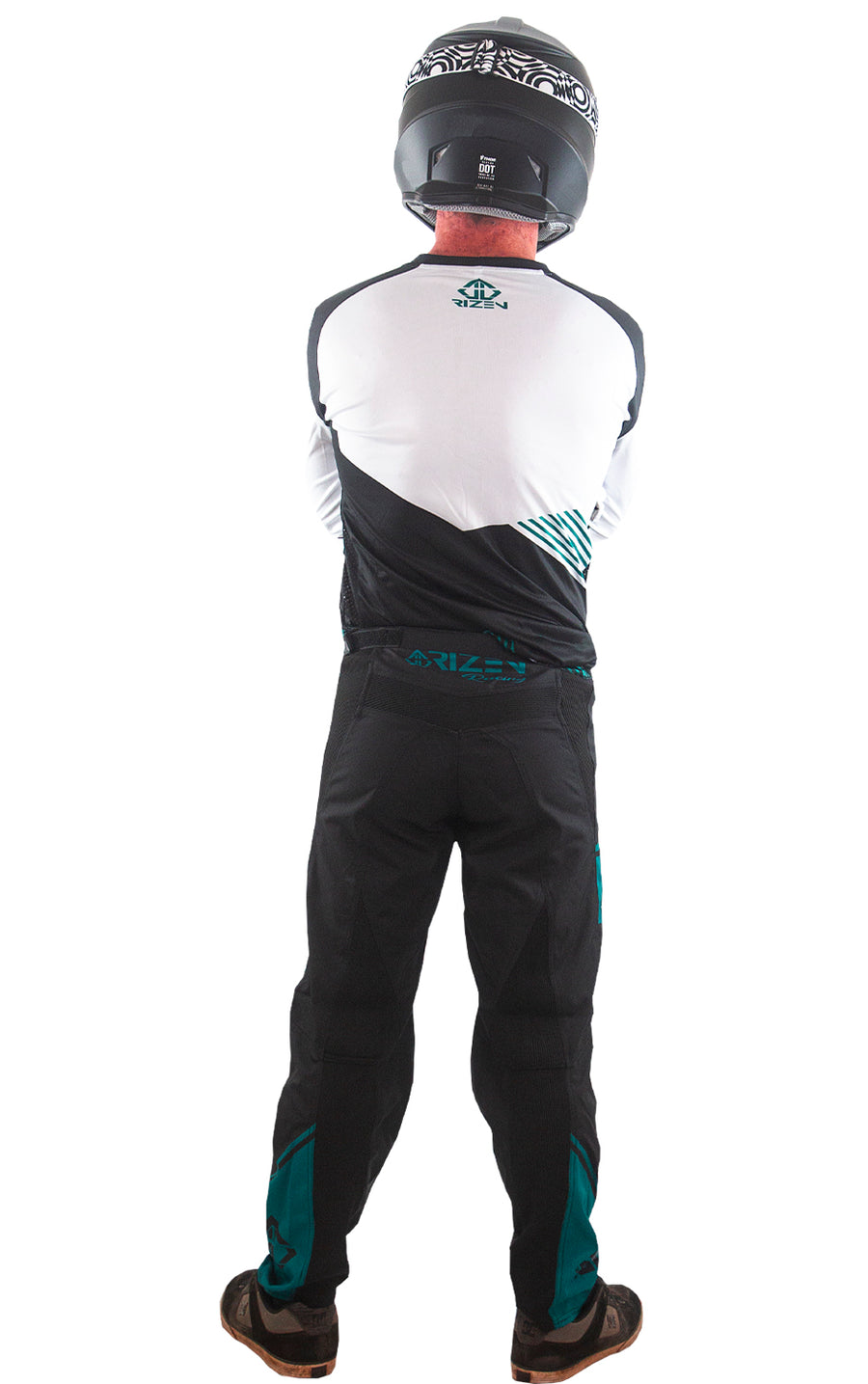 FORCE BMX - BLACK/TEAL