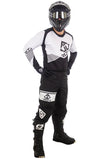 FORCE MOTO - BLACK/WHITE