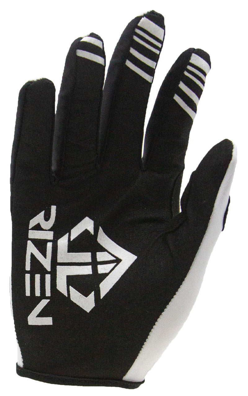 PHAZE 1 GLOVES - WHITE/BLACK