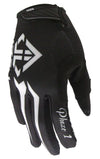 PHAZE 1 GLOVES YOUTH - BLACK/WHITE