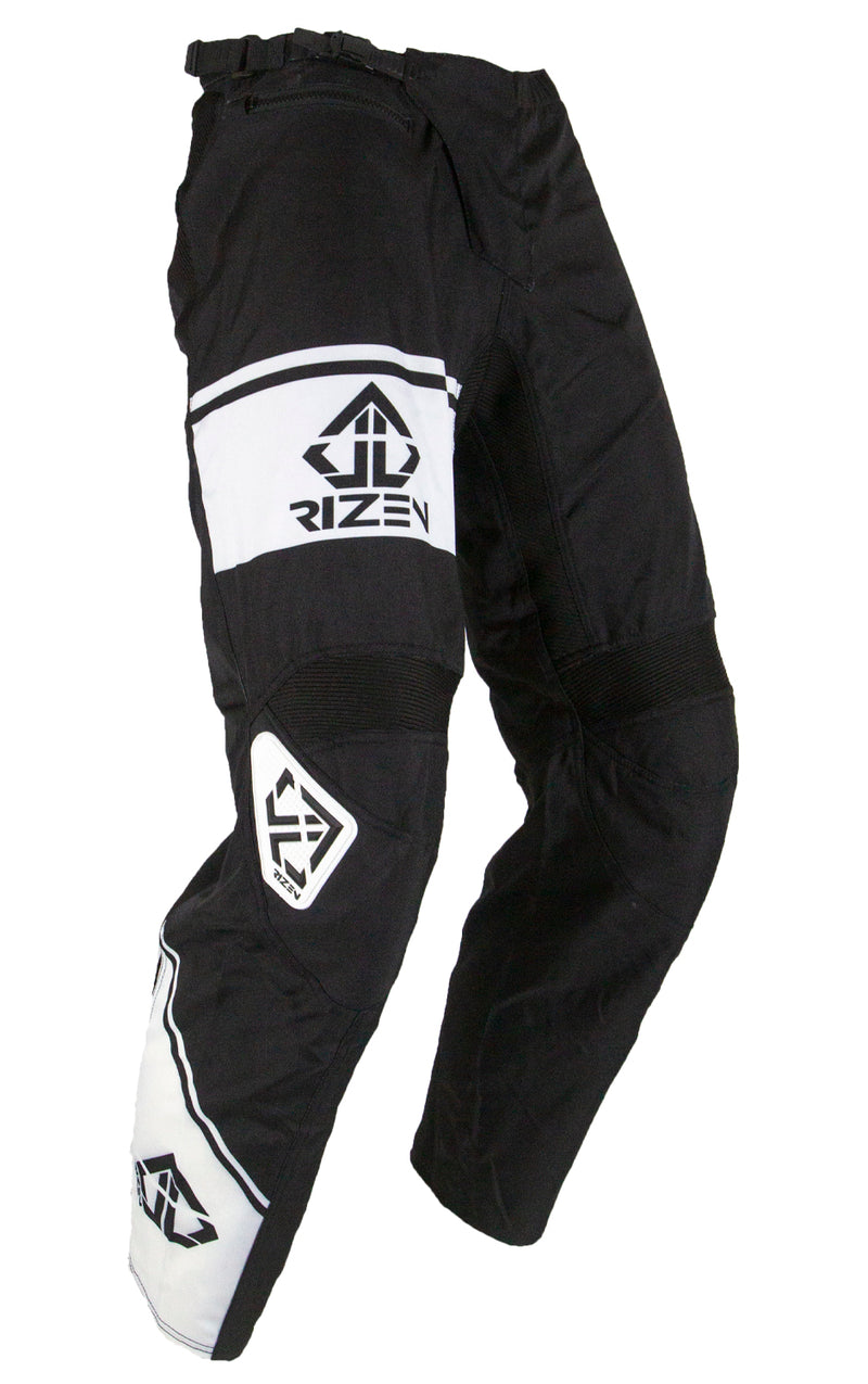 FORCE PANTS - BLACK/WHITE