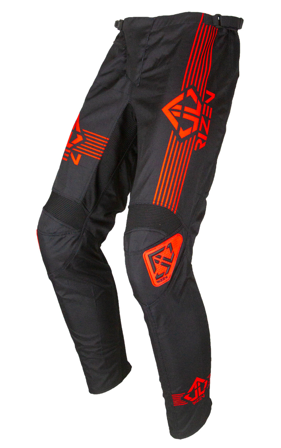 PHAZE 1 PANTS - BICYCLE - BLACK/RED