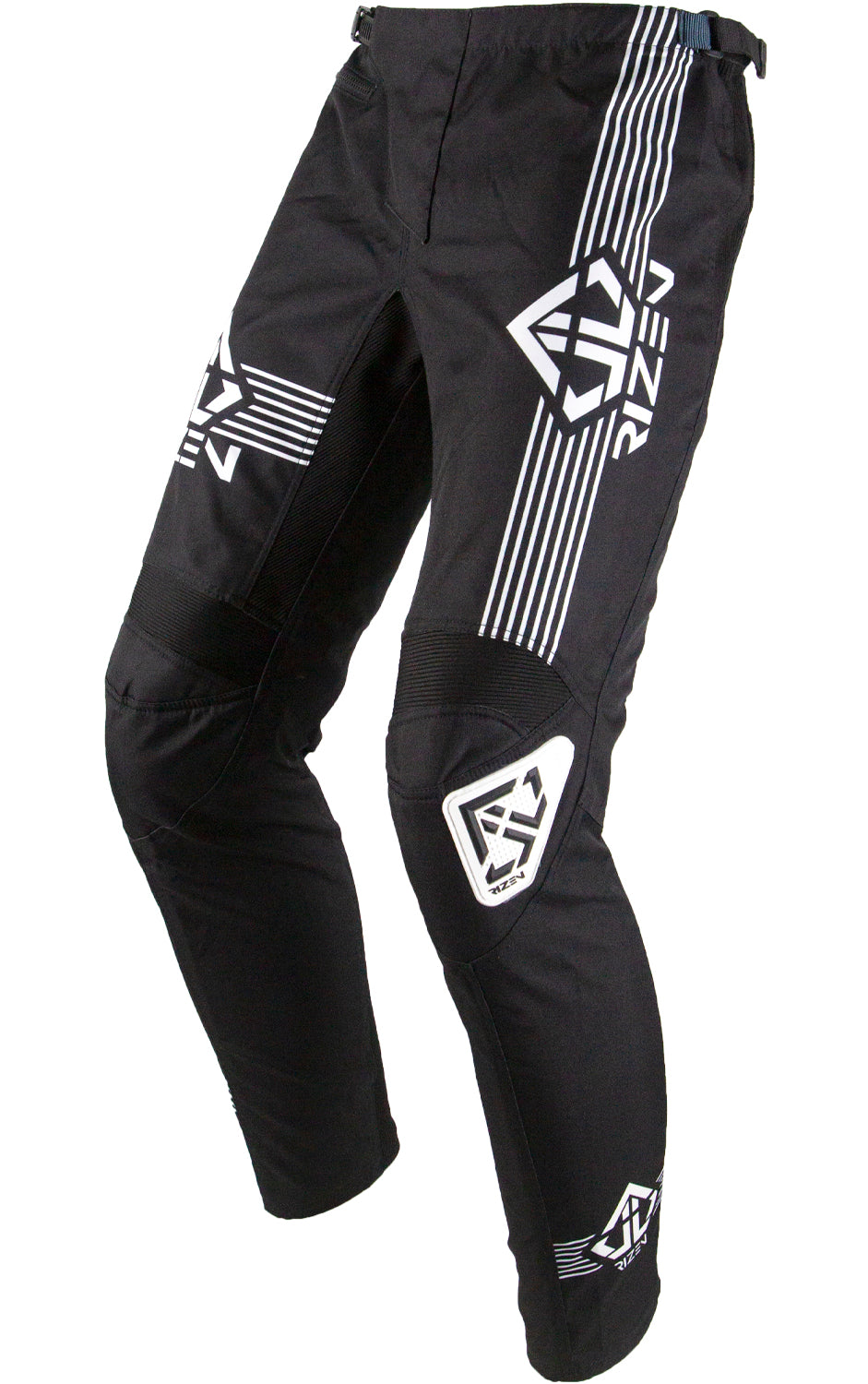 PHAZE 1 PANTS KIDS - BICYCLE - BLACK/WHITE