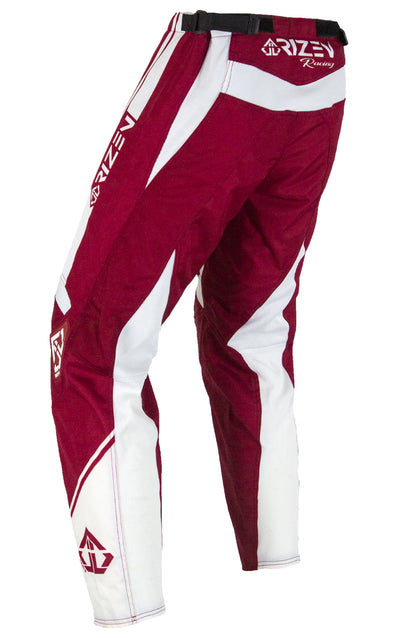 PHAZE 1 PANTS - FORCE MARONE/WHITE