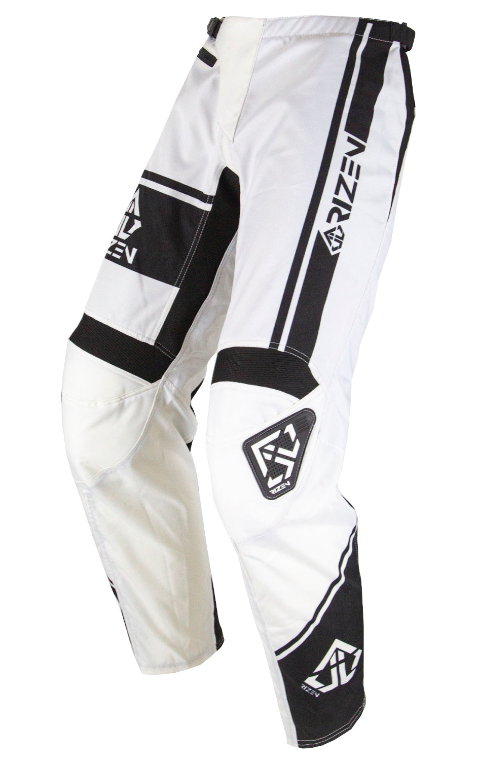 FORCE PANTS - WHITE/BLACK