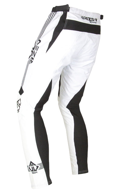 PHAZE 1 PANTS - BICYCLE - WHITE/BLACK
