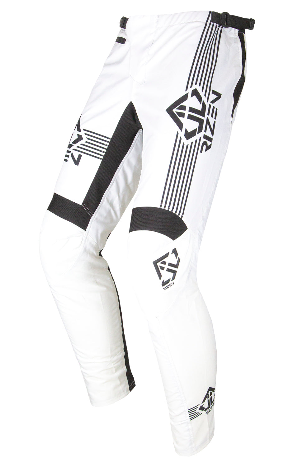 PHAZE 1 PANTS YOUTH - BICYCLE - WHITE/BLACK