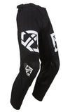 PHAZE 1 PANTS - MOTO - BLACK/WHITE