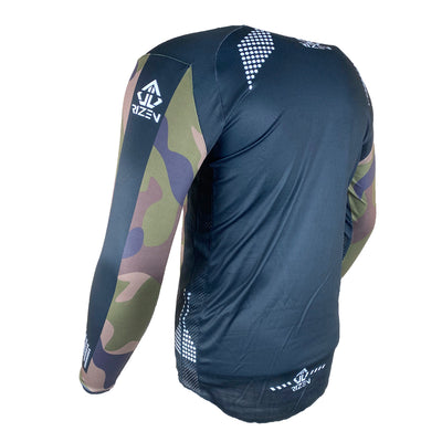 ULTRA RENEGADE JERSEY - KAMO/BLACK