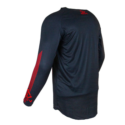 PHAZE 1 JERSEY YOUTH - BLACK/RED