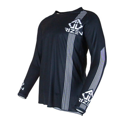 PHAZE 1 JERSEY - BLACK/WHITE