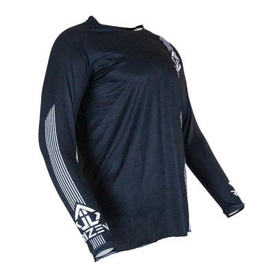 PHAZE 1 JERSEY KIDS - BLACK/WHITE