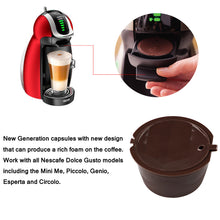 Load image into Gallery viewer, Dolce Gusto Reusable Coffee Capsule