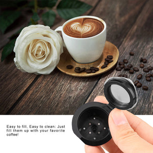 Nespresso Compatible Reusable Coffee Capsules