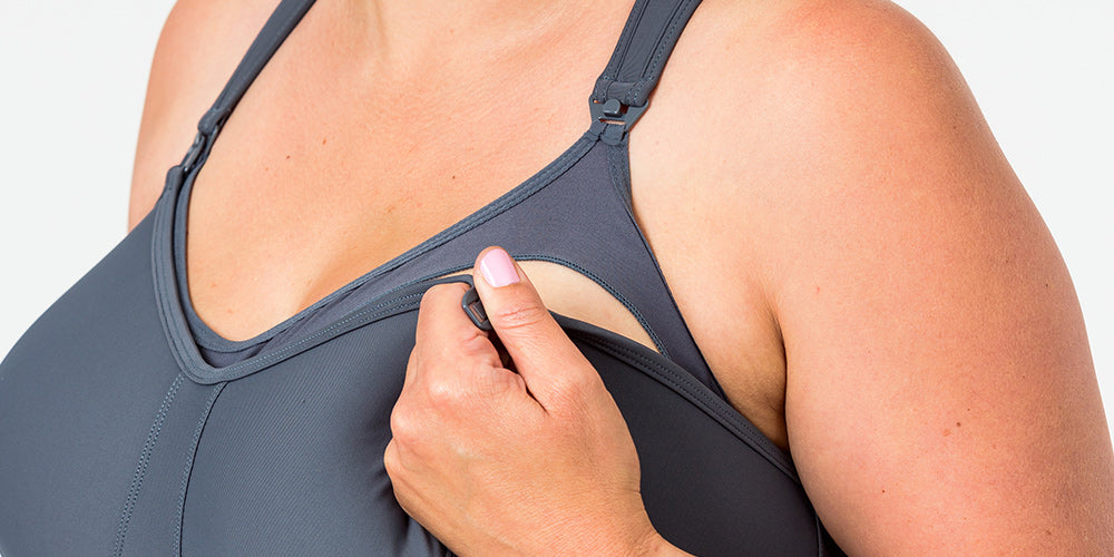 nursing bras for extra large breasts