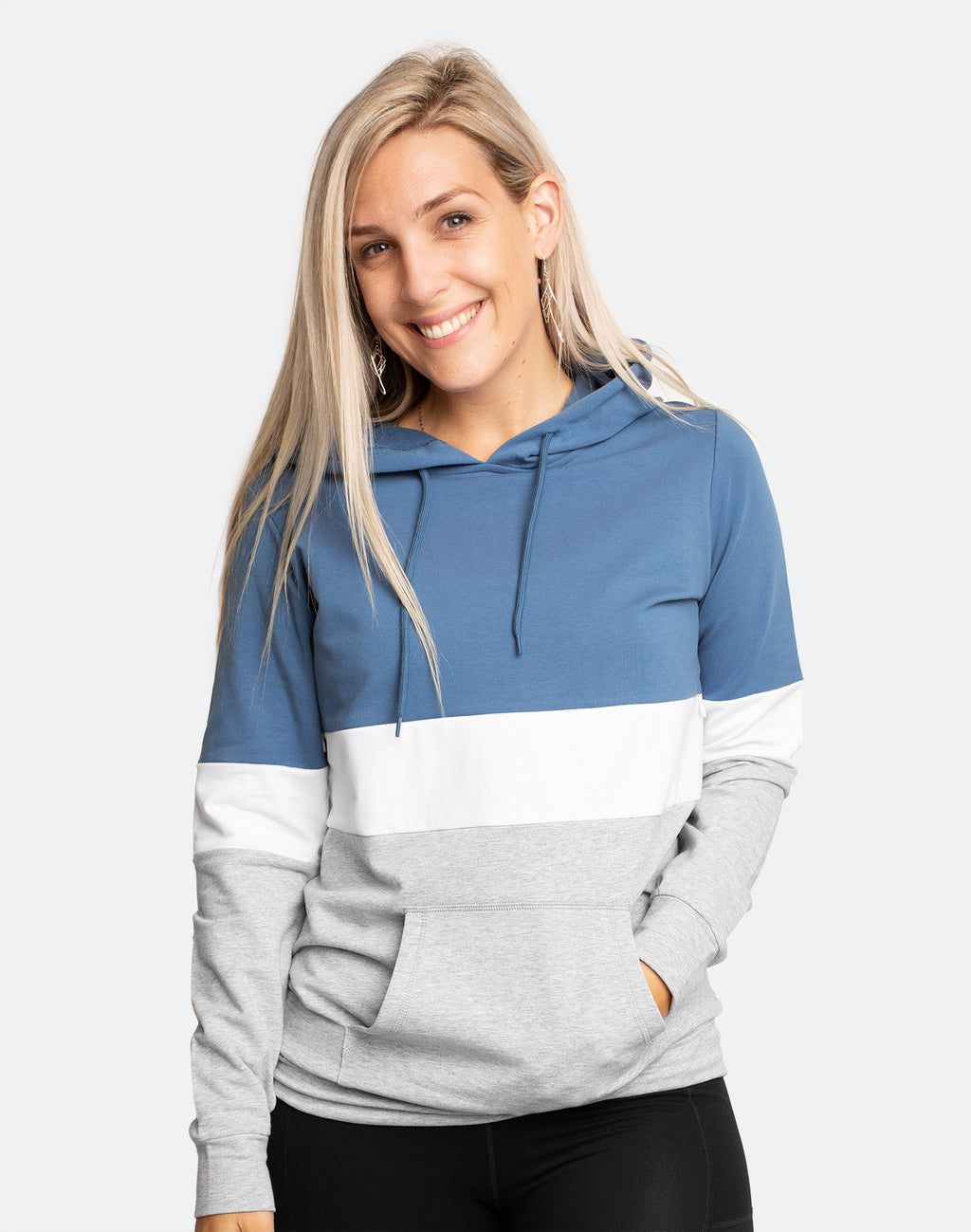 Casual Breastfeeding Hoodie Fresh