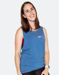 Starship Casual Tank Navy