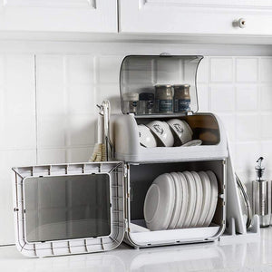 Multi-Functional Dish Drying Rack