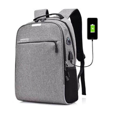 Anti-theft Men Laptop Backpacks