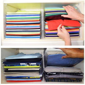 Easy Stacks T-Shirt Organizer