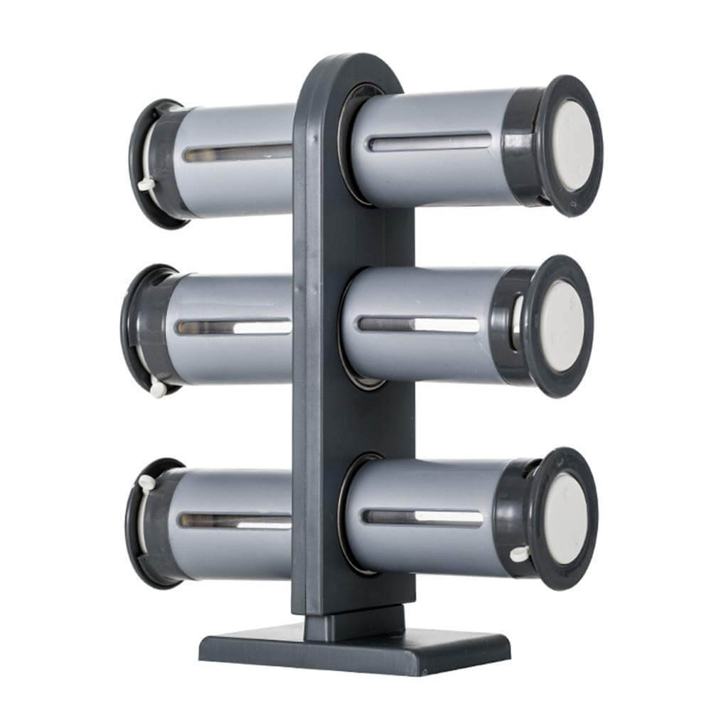 Zero gravity Magnetic Spice Rack